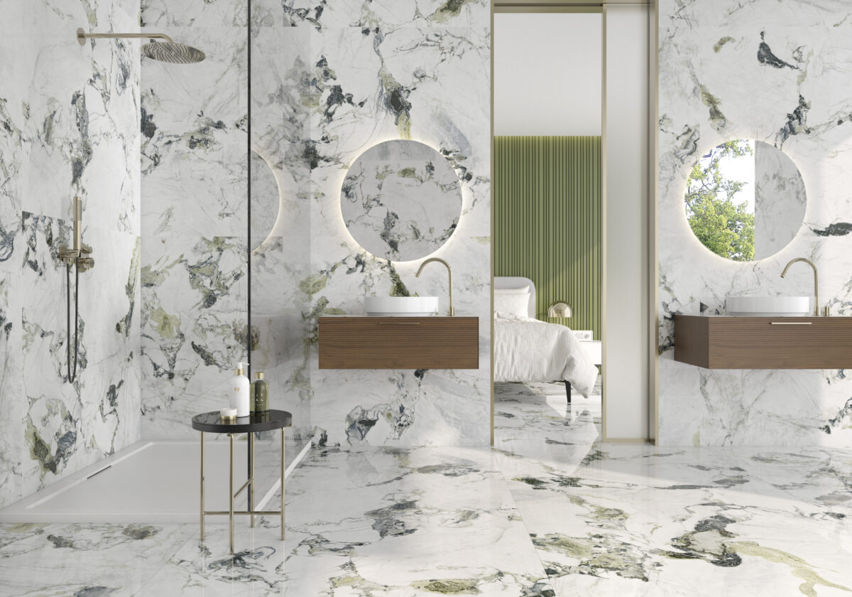 Ravenna AMB OYAMA GREEN 120X120